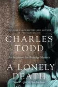 Buy *A Lonely Death: An Inspector Ian Rutledge Mystery* by Charles Todd online