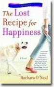 Buy *The Lost Recipe for Happiness* by Barbara O'Neal online