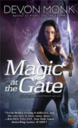 *Magic at the Gate (Allie Beckstrom, Book 5)* by Devon Monk