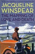 *The Mapping of Love and Death (Maisie Dobbs, Book 7)* by Jacqueline Winspear