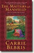Buy *The Matters at Mansfield: Or, The Crawford Affair (Mr. and Mrs. Darcy Mysteries)* by Carrie Bebris online