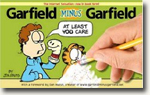 Buy *Garfield Minus Garfield* by Jim Davis online