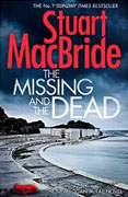 *The Missing and the Dead (Logan McRae, Book 9)* by Stuart MacBride