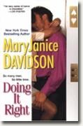 Buy *Doing It Right* by MaryJanice Davidson online