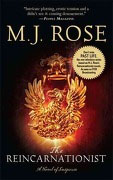 *The Reincarnationist* by M.J. Rose