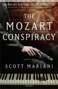 *The Mozart Conspiracy* by Scott Mariani