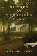 Buy *Murder at Mansfield Park* by Lynn Shepherd online