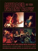 Buy *Murder in the Front Row: Shots from the Bay Area Thrash Metal Epicenter* by Harald Oimoen and Brian Lew online