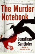 *The Murder Notebook* by Jonathan Santlofer