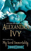 Buy *My Lord Immortality* by Alexandra Ivy online