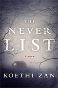 *The Never List* by Koethi Zane