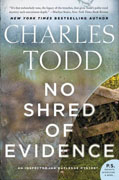 *No Shred of Evidence: An Inspector Ian Rutledge Mystery* by Charles Todd
