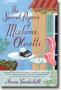 Buy *The Secret Papers of Madame Olivetti* by Annie Vanderbilt online