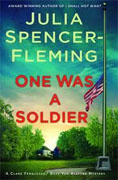 *One Was a Soldier: A Clare Fergusson/Russ Van Alstyne Mystery* by Julia Spencer-Fleming