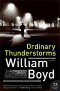 Buy *Ordinary Thunderstorms* by William Boyd online