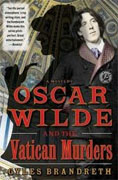 *Oscar Wilde and the Vatican Murders* by Gyles Brandreth