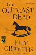 *The Outcast Dead (A Ruth Galloway Mystery)* by Jean Zimmerman
