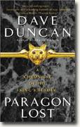 Buy *Paragon Lost: A Chronicle of the King's Blades* online
