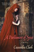 *A Parliament of Spies* by Cassandra Clark