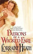 Buy *Passions of a Wicked Earl* by Lorraine Heath online