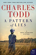 Buy *A Pattern of Lies: A Bess Crawford Mystery * by Charles Toddonline