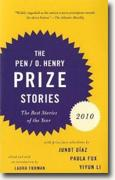 *The PEN/O.Henry Prize Stories 2010* by Laura Furman, editori