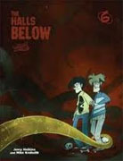 Buy *Penny Arcade 6: The Halls Below* by Mike Krahulik and Jerry Holkins online