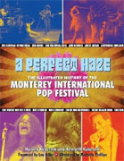 Buy *A Perfect Haze: The Illustrated History of the Monterey International Pop Festival* by Harvey and Kenneth Kubernik online