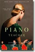 *The Piano Teacher* by Janice Y.K. Lee