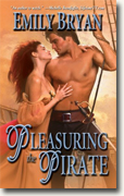 Buy *Pleasuring the Pirate* by Emily Bryan online