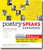 *Poetry Speaks Expanded: Hear Poets Read Their Own Work From Tennyson to Plath* by Elise Paschen and Rebekah Mosby, editors
