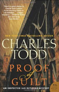 Buy *Proof of Guilt: An Inspector Ian Rutledge Mystery* by Charles Toddonline