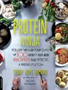Buy *Protein Ninja: Power through Your Day with 100 Hearty Plant-Based Recipes that Pack a Protein Punch* by Terry Hope Romeroo nline