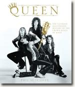 Buy *Queen: The Ultimate Illustrated History of the Crown Kings of Rock* by Phil Sutcliffe online