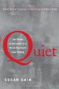 Buy *Quiet: The Power of Introverts in a World That Can't Stop Talking* by Susan Cain online