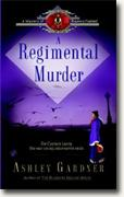 Buy *A Regimental Murder: A Mystery of Regency England* online