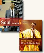 Buy *The Rough Guide to Soul and R&B and The Rough Guide to World Music* by Rough Guides online