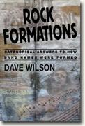 Buy *Rock Formations: Categorical Answers to How Band Names Were Formed* online