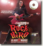 Buy *From Zero to Rock Hero in Six Weeks: The Crash Course That Teaches You How to Play the Guitar* by Owen Edwards online