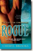 Buy *Rogue: The Cat Star Chronicles #3* by Cheryl Brooks online