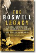 Buy *The Roswell Legacy: The Untold Story of the First Military Officer at the 1947 Crash Site* by Jesse Marcel, Jr. and Linda Marcel online