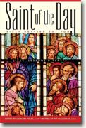 *Saint of the Day Lives: Lessons and Feasts* by Leonard Foley and Pat McCloskey, editors