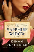 *The Sapphire Widow* by Dinah Jefferies
