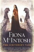 *The Scrivener's Tale* by Fiona McIntosh