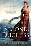 *The Second Duchess* by Elizabeth Loupas