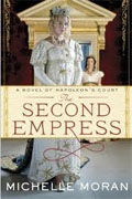 *The Second Empress* by Michelle Moran