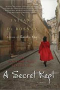 Buy *A Secret Kept* by Tatiana de Rosnay online