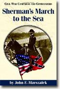 Buy *Sherman's March To The Sea (Civil War Campaigns and Commanders)* by John F. Marszalek online