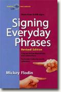 Buy *Signing Everyday  Phrases* by Mickey Flodin online