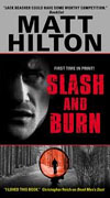 Buy *Slash and Burn* by Matt Hilton online